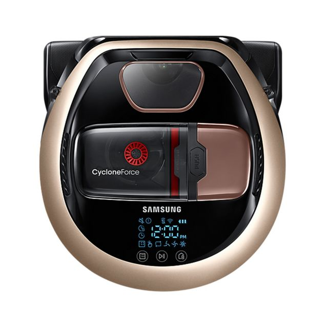 samsung aspirateur robot connect sr20m7070w achat aspirateur robot. Black Bedroom Furniture Sets. Home Design Ideas