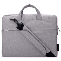 0a28525d94 Yonis - Housse ordinateur portable macbook air sacoche tissu imperméable 15  pouces gris