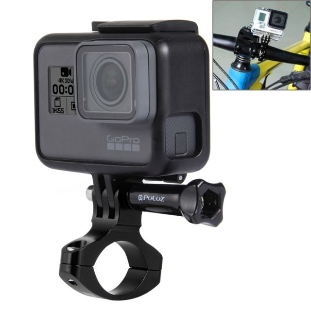 Wewoo - Fixation guidon GoPro noir pour Hero6   5 5 Session   4 Session e309f984526d
