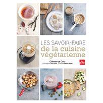 La Plage - Les savoir faire de la cuisine végétarienne Livre, éditeur