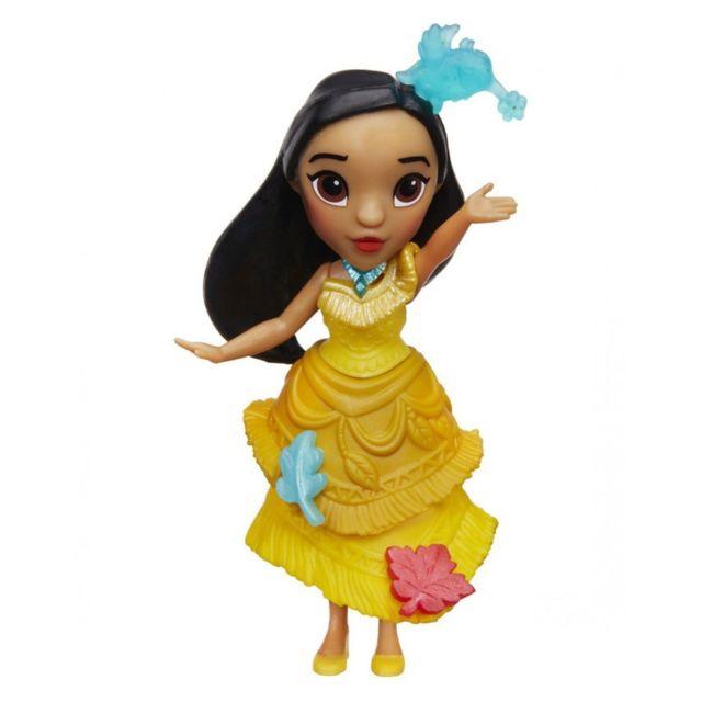 Hasbro Mini Poupée Princesse Disney Pocahontas Pas
