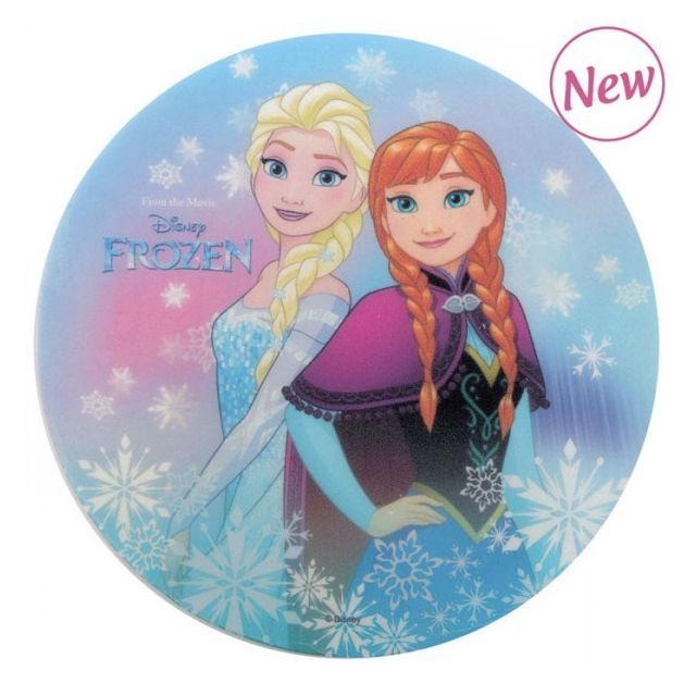 Scrapcooking Disque azyme alimentaire Reine des neiges - Elsa & Anna