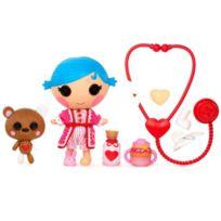 Lalaloopsy - 376349 - Littles - Coffret Sew Cute Patient - Stumbes Bumps 'N' Bruises - PoupÉE 18 Cm