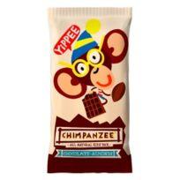 Chimpanzee - Barre énergétique Yippee chocolat amande 35 g 25