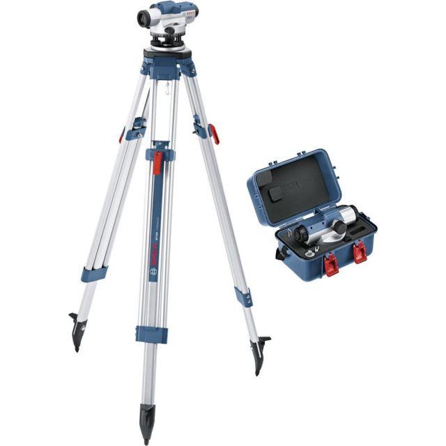 Bosch - Niveau optique grossissement 32X de portée 120m livré en ... 3ebbbb815b33