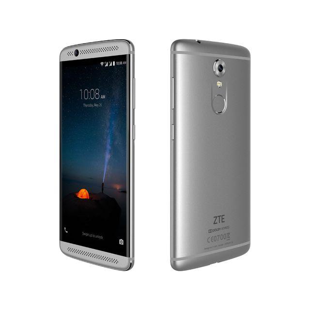 ZTE Smartphone Axon 7 Mini Platinum - Gris