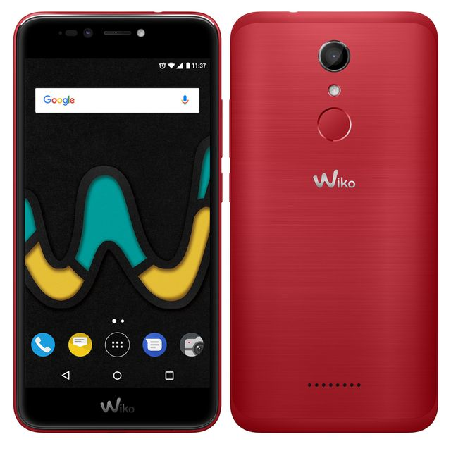 WIKO Upulse - Double SIM - Rouge