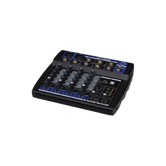 Wharfedale pro connect802 usb mini table de mixage 8 entr es pas cher achat vente tables - Table de mixage usb pas cher ...