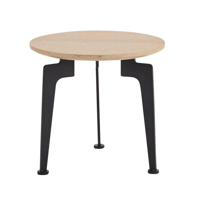Inside 75 Table basse design Laser taille S chêne