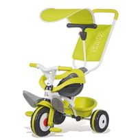 Smoby - tricycle baby balade vert - 444192