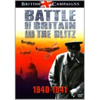 Simply Home Entertainment - British Campagnes Battle Of Britain And The Blitz IMPORT Dvd - Edition simple