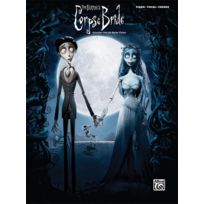 Alfred Publishing - Partitions Jazz&blues Elfman Danny - Corpse Bride - Mixed Voices Cuivres Et Percussions