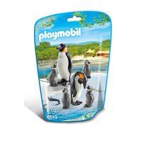PLAYMOBIL - CITY LIFE - Famille de pingouins