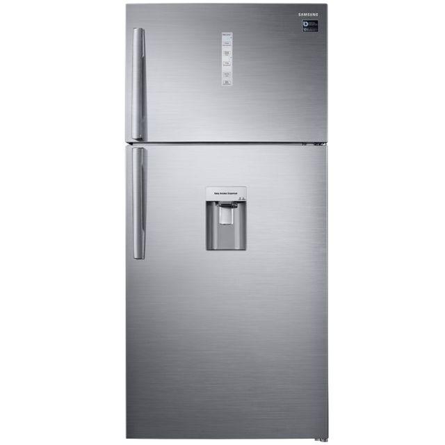 Samsung - réfrigérateur 8 portes 84cm 618l a+ ventilé inox - rt62k7110s9