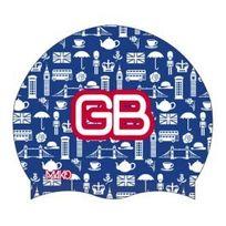 Mako - Bonnet silicone Grande Bretagne bleu