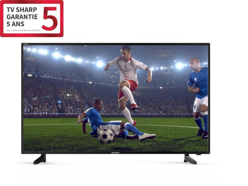 "TV LED 40"" 101cm"