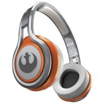 Sms Audio - On-Ear Starwars Wired Headphones Rebel Alliance