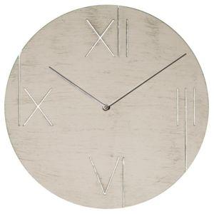 Horloge murale clair e nextime galileo pas cher achat for Decoration murale eclairee
