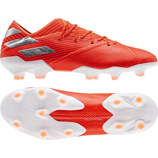 Adidas Chaussures Nemeziz 19.1 Fg pas cher Achat Vente
