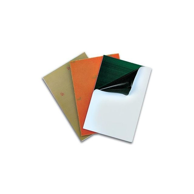 Perel - Plaque presensibilisee 100 x 160mm - papier phenol - ss