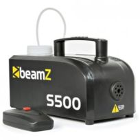 Beamz - S500 - Machine à fumée 500 w + liquide