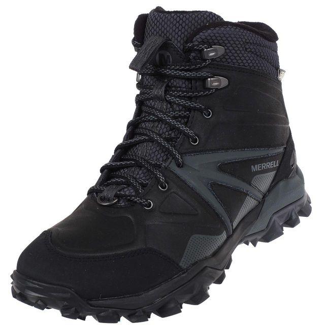 Wtpf Gris Mid Marche Randonnées Glaciale Chaussures Capra 12569 c34jLq5AR
