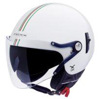 NEXX - X60 Vision Flex Bastille Blanc Italie