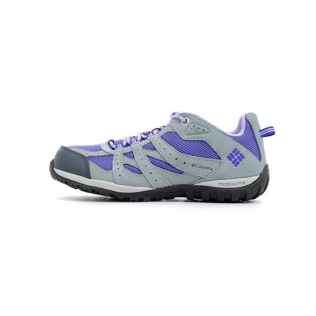 Columbia - Chaussure de randonnée enfant Youth Redmond Junior Violet