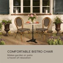 """Lot de 2 simplement Rose 12/"""" 14/"""" 16/"""" BISTROT//BAR//circulaire//Patio//Round assise"""