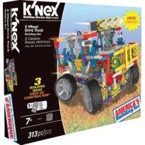 K'Nex - Knex - 33123T - Jeu De Construction - Camion - 4 X 4 Cm