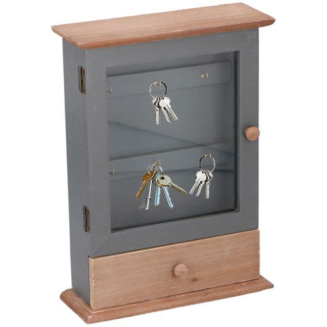 touslescadeaux boite armoire cl s murale rangement. Black Bedroom Furniture Sets. Home Design Ideas