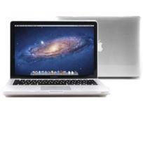 """Coquediscount - Coque transparente rigide MacBook Pro 13"""" écran Retina transparent"""