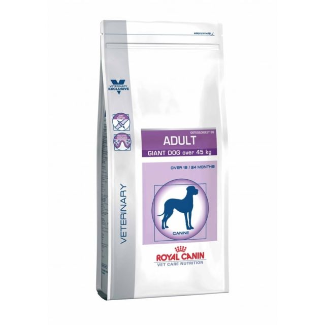 Royal Canin Vet Care Nutrition Giant Dog Adult Od26