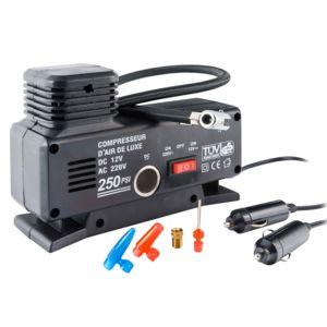 Provence outillage mini compresseur 12 220 volts pas cher achat vente compresseurs - Mini compresseur 220v ...