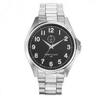 Trendyclassic - Montre Trendy Classic noire homme Cm1018-02