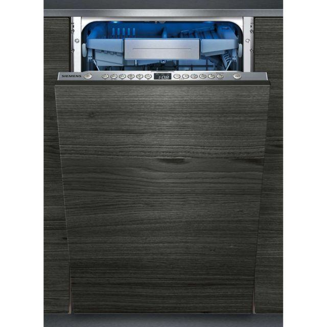 Siemens Lave-vaisselle Sr 656 D 00 Te - 10 Couverts - A