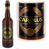 Bush - Gouden Carolus triple 75cl 9degres