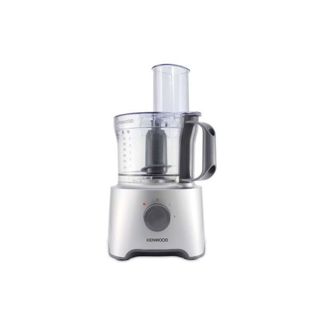 KENWOOD Robot multifonction FDP302SI Multipro Compact Silver