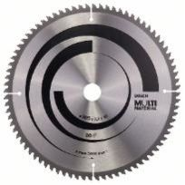 Bosch - Lame de scie circulaire Multi Material Ø 30mm - 305 x 30 x 3,2 mm, 80 - 2 608 640 452