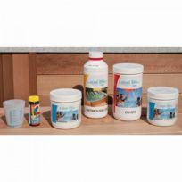 Label Bleu - Kit de produits spécial démarrage pour Spa