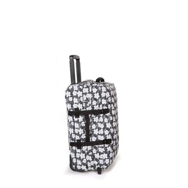 Eastpak Tranverz Andy Warhol Floral Trolley bagages sac valise sac de cabine