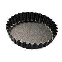 Guery - Tartelette ronde cannelée anti-adhérent 9 cm