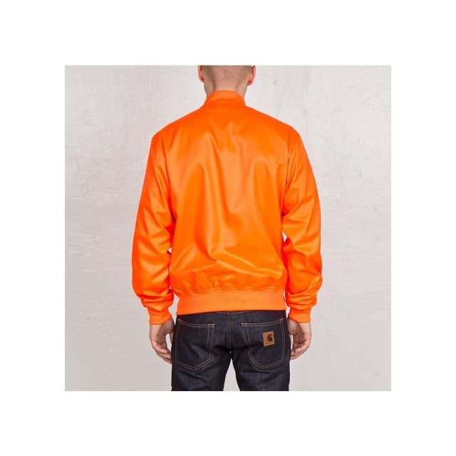 Adidas originals Veste Pharrell Williams Orange fluo Homme