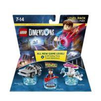 Warner Games - Figurine Lego Dimensions - Marty Mc Fly - Retour vers le Futur