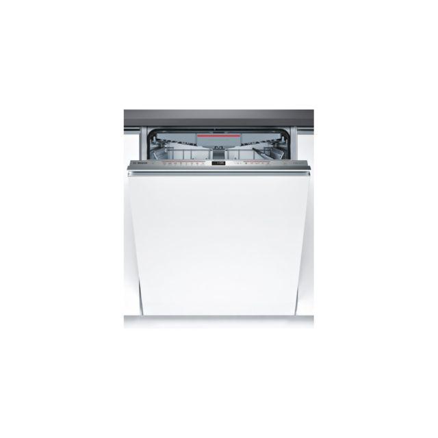 Bosch Lave-vaisselle Tout-intégrable 60 Cm Smv 68 Nx 07 E