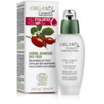 Crème jeunesse des yeux huile d'églantier Bio Ecocert 30ml