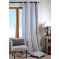 panneau rideau achat panneau rideau pas cher rue du commerce. Black Bedroom Furniture Sets. Home Design Ideas