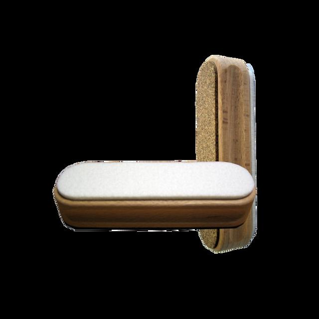 tampon applicateur liberon mohair vendu par leroy merlin 1687304. Black Bedroom Furniture Sets. Home Design Ideas