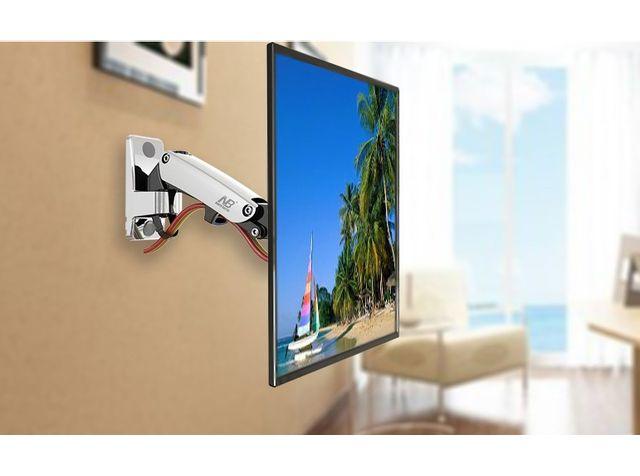 Support Mural Tv Avec Bras Articuler De 30 A 40
