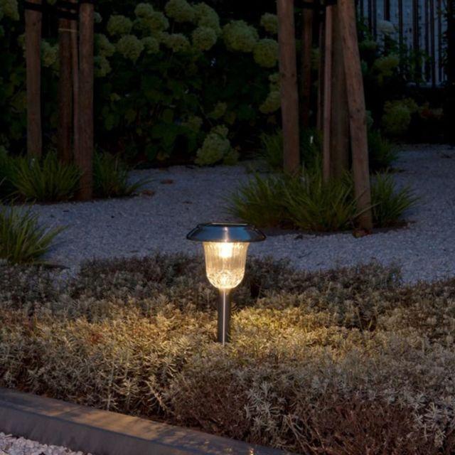 No Name - Éclairage d\'extérieur Joli Luxbright Lampe solaire ...